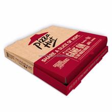 Trade assurance custom corrugated pizza box
