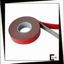 High adhesive 1.5 mm thickness VHB foam tape waterproof adhesive tape clear