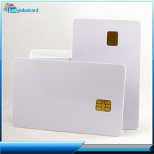 Plastic Contact Java Cards with Chip JCOP 2.3.1 made in just global card