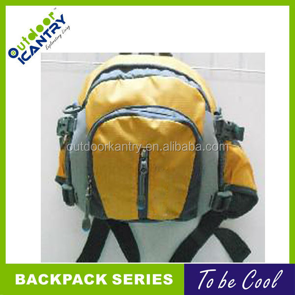 durable clear school bag waterproof hiking bag KP1957