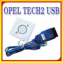 For OPEL Tech2 Tech USB Car Diagnostic OBD 2 OBD2 EOBD Diagnostic Adapter Connector Cable