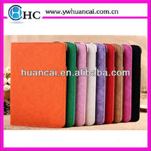Luxulry Leather Cover For Mini Ipad Cover For Mini Ipad Famous Brand Cover For Mini ipad