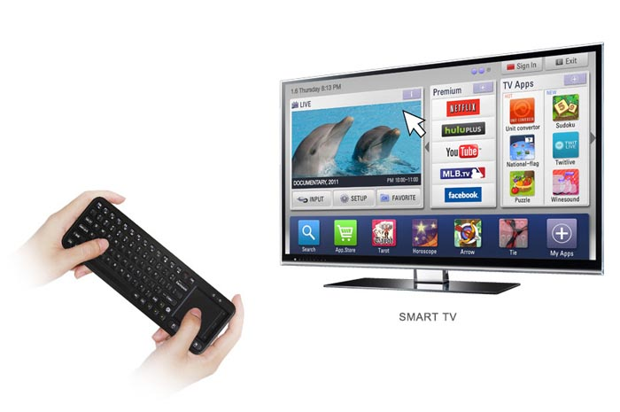 Компьютерная клавиатура Other 2.4g /touch Pad Android TV Tonsee Tonsee888888