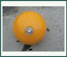 Many types of marine buoys