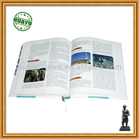 High Quality Hardcover book printing with perfect binding