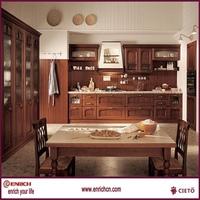 Affordable mini bar furniture cabinet small kitchen design
