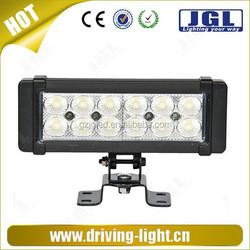 Car roof top light bar 4x4 qual row led light bar 12v 24v motorcycle made in China