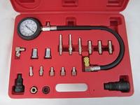 Diagnostic Tools- Diesel Engine Compression Cylinder Pressure Tester Gauge Kit