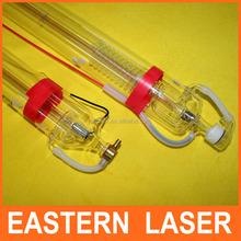 Length 1200mm 60W Hene CO2 Laser Tube