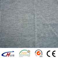2015 Hot Sale Low Price High Quality 100% Polyester Double-faced Jersey Knitted Fabric/Undershirt Cloth