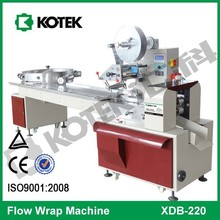 Rotary Feeder Automatic Hard Candy Wrapping Machine