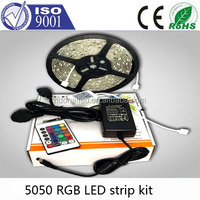 Shenzhen factory hot products 2015 led strip 5050, RGB led strip kit
