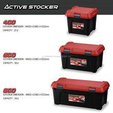 Japanese stackable heavy duty storage bins , OEM available