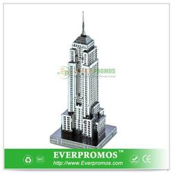 Metal Works 3D Model - Empire State Building For Stress Reliever