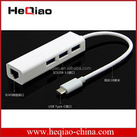 USB/Micro USB/MINI USB Lan to RJ45 Wired Smart Driver Free USB Ethernet Adapter