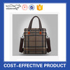 Men's Nice Custom Genuine Leather Tote Bag, Multi-purpose Adjustable Men's Messenger Bag
