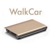 New Products 4 Wheel Electric Scooter, Powered Walk Car/