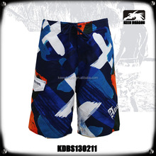 Customized Quick Dry Men's Board Shorts Fashion Swimming Trunks