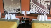 HL-0869 super 8 motel furniture