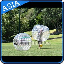 Good quality 1.0mm PVC bubble scooer battle ball for sale,bubble ball for football, hot body zorb ball sale on summer