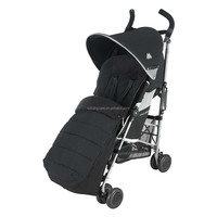 Soft cotton stroller baby foot muff