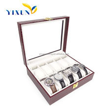 Factory Supply Luxury Storage Box For Watch, Wrist Watch Storage Box, New Design Cheap Snake Style Watch Storage Box