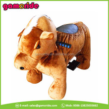 AT0630 latest children battery operated ride on horse
