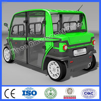 New products electric motorcycle made in China for sale 4 seats mini car