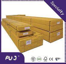 Laminato tavole di legno ponteggi, lvl travi impermeabile, dimensioni legname lowes