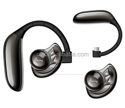 New Version Headset Universal UFO Wireless Bluetooth 4.0 Stereo Headphones Unique Design Ultra Light in Ear Sport Earphone