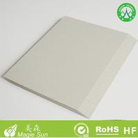 High quality grey cardboard SGS FCS kappa board