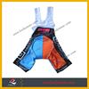 Custom-made coolmax 3d cycling pad/Bicycle Jersey And Bike Short/China Custom Bicycle Bib Shorts