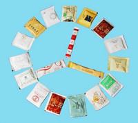 full automatic edible salt granule packing machine