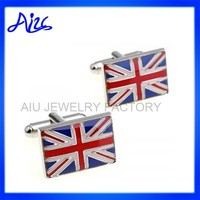 USA national flag cufflinks