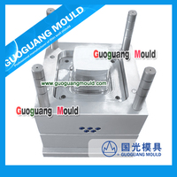 S129 plastic injection container mould for packing food