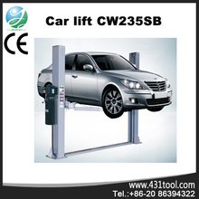 Wholesale price CW235SB hydraulic car lift for service station ce