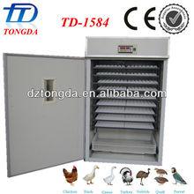 tongda td-1584 التفريخ وحاضنة الدجاج الساخن بيع مع اوربا