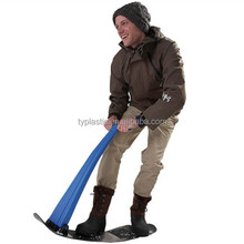 snow scooter sled ski scooter snow sled