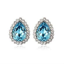 (e073002) 2012 of the newest Crystal earrings