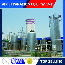 Ammonia extraction LNG LAr H2 CO2 air separation plant