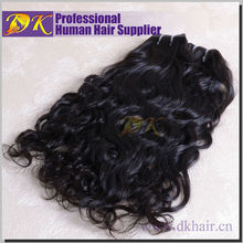 Beautiful healthy newest coming cambodian and mongolian water wave hair
