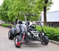 Best Quality 150cc 4 Stroke 2 Seater Off Road Pedal Go Kart for Sale