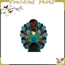 wholesale peacock feather wings FGWG-1010