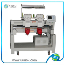 Two head cap computerized embroidery machine price in india