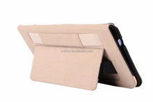 Luxury design book style pu leather case cover for Acer Iconia Talk S A1-724