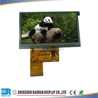 4.3 inch lcd panel ,color tft lcd module for industial use