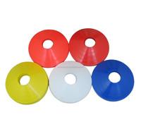2 inch PE Football Training Marker disc Cones