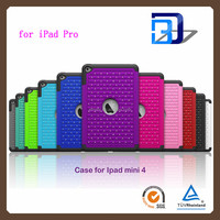 2 in 1 Tab For iPad Pro 12.9 Armor Case, PC+Silicone Hybrid Bling Diamond Back Cover Case for Apple iPad Pro 12.9 inch