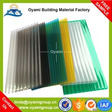 Building material low price polycarbonate plastic ceiling panels for roofing