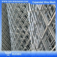 (China) Metal Wire Mesh Exterior Facade 3.4 Expanded Metal Lath Wall Plaster Metal Lath